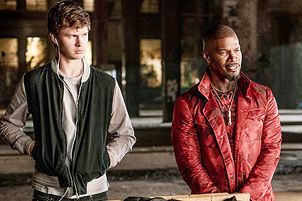 """""""Baby Driver""""."""