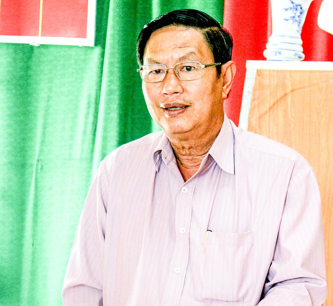 Ông Lê Văn Tâm- Phó Chủ tịch Thường trực UBND TP Cần Thơ