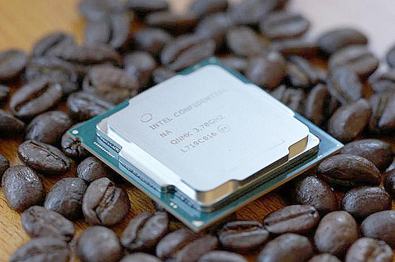 Bộ xử lý Core i7-8700K của Intel cũng dính lỗ hổng Meltdown và Spectre.