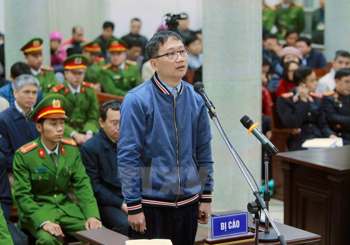 Trịnh Xuân Thanh. Ảnh: TTXVN
