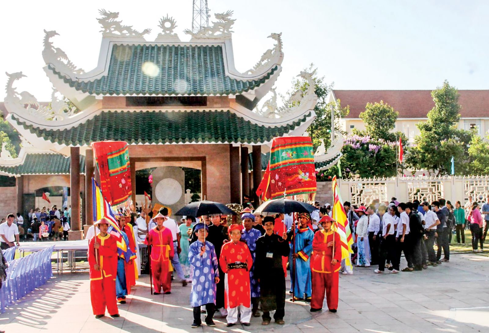 Chuyện xưa ở  Làng cổ Long Tuyền