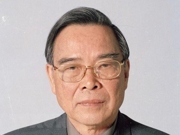 Chân dung Thủ tướng Phan Văn Khải. Ảnh: THẾ THUẦN-TTXVN