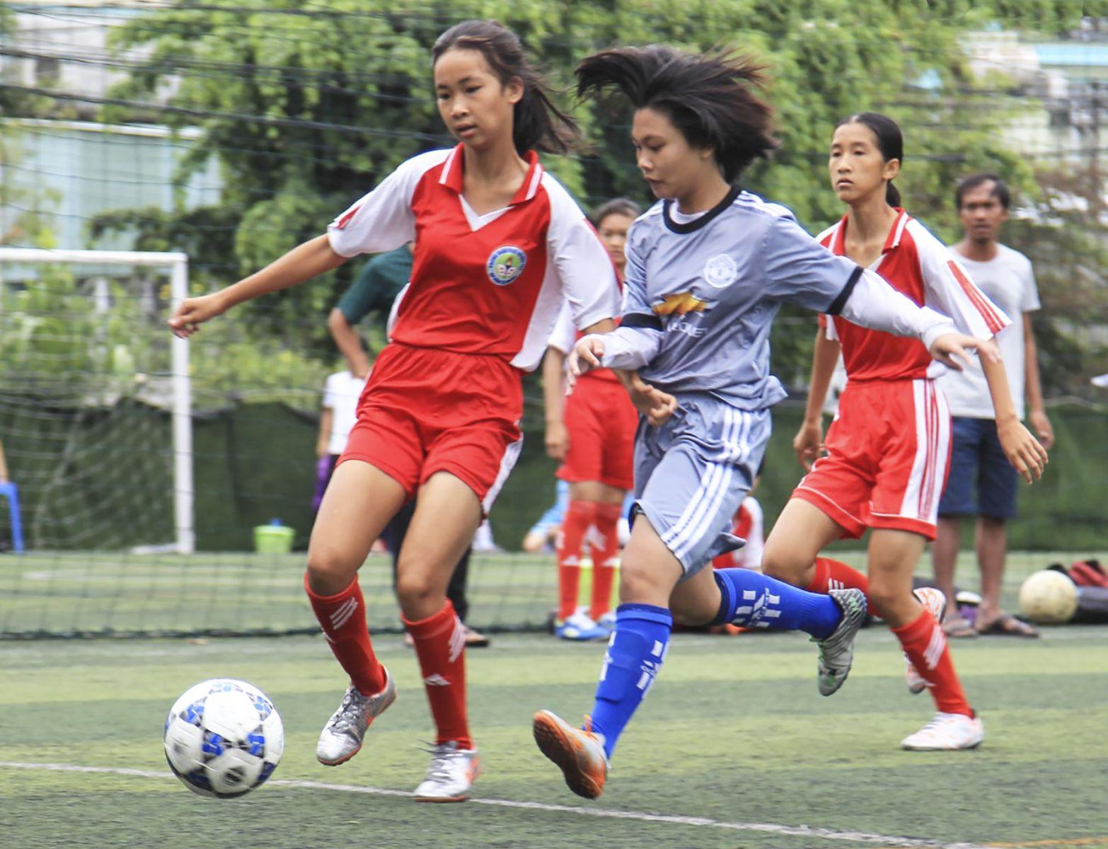 Khuyến khích phong trào thể thao học đường