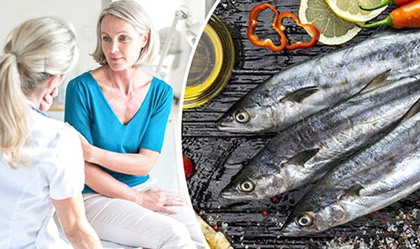 Ăn các loại cá béo có thể giúp phụ nữ trì hoãn tuổi mãn kinh, bảo vệ sức khỏe. Ảnh: Getty Images