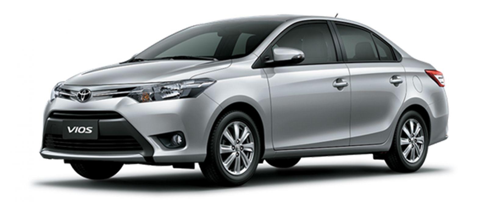 Toyota Vios dẫn đầu danh sách 10 xe bán chạy nhất trong tháng 4 với 2.076 xe bán ra.
