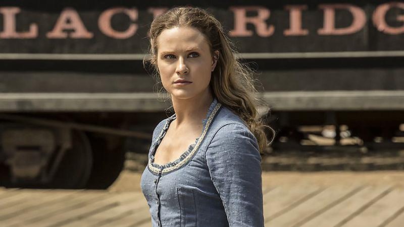 "Evan Rachel Wood trong ""Westworld""."