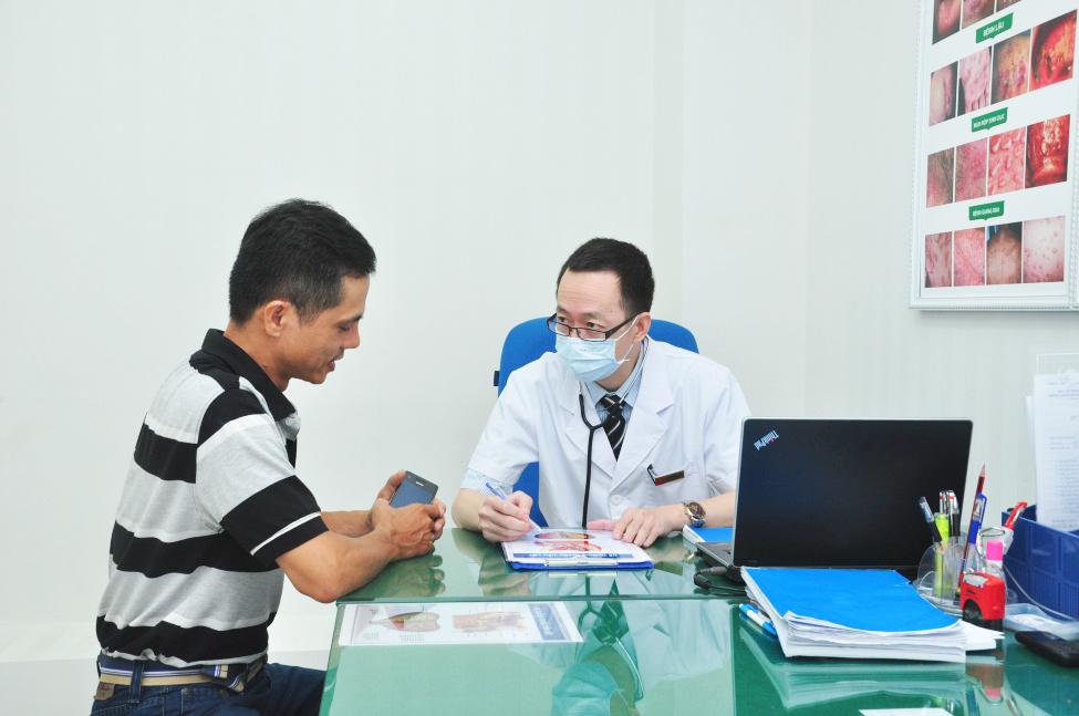"""Phòng khám Đa khoa Kiến Quốc – Địa chỉ chăm sóc những bệnh """"khó nói"""""""