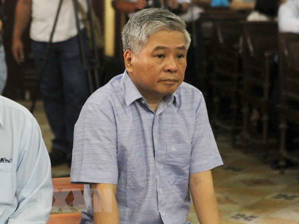 Bị cáo Đặng Thanh Bình. Ảnh: THÀNH CHUNG - TTXVN
