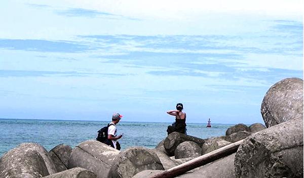Một góc biển Hải Dương. Ảnh:baothuathienhue.vn