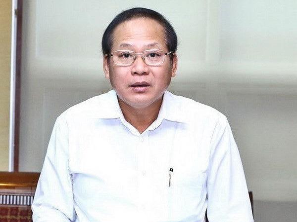 Bộ trưởng Bộ Thông tin và Truyền thông Trương Minh Tuấn. Ảnh: TTXVN