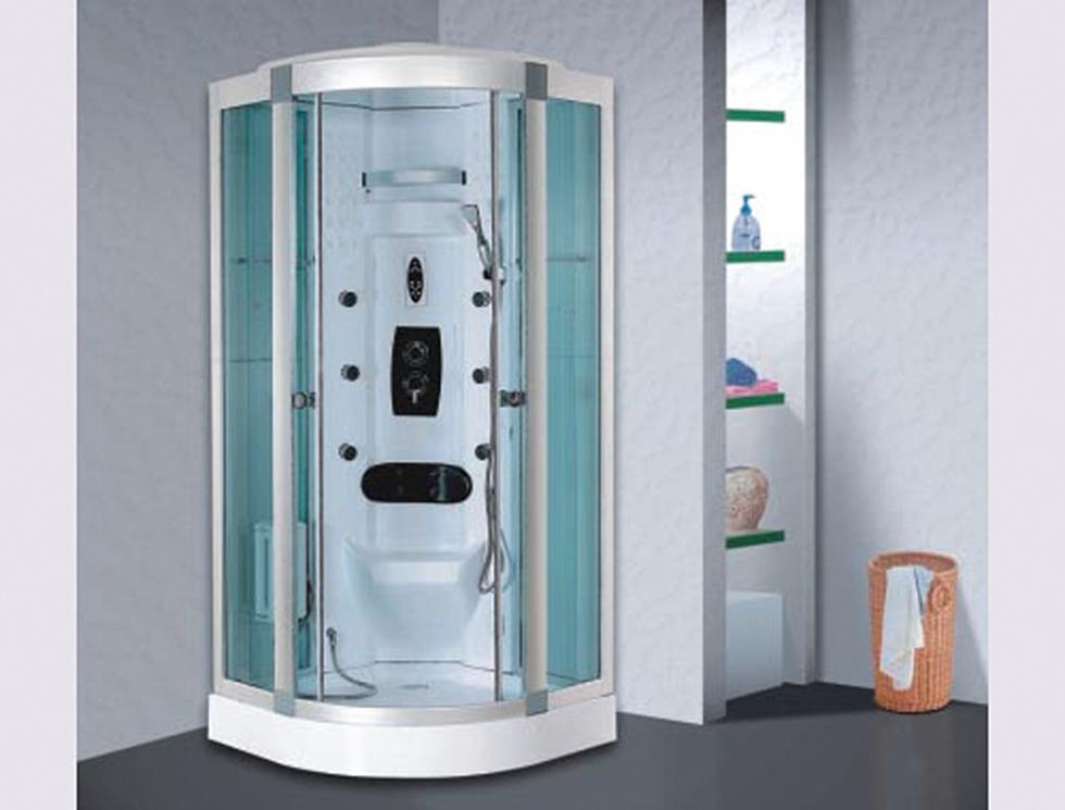 Bí quyết nới rộng phòng tắm với dòng sản phẩm bồn tắm đứng TOTO