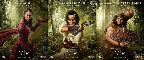"""Wiro Sableng: 212 Warrior""."
