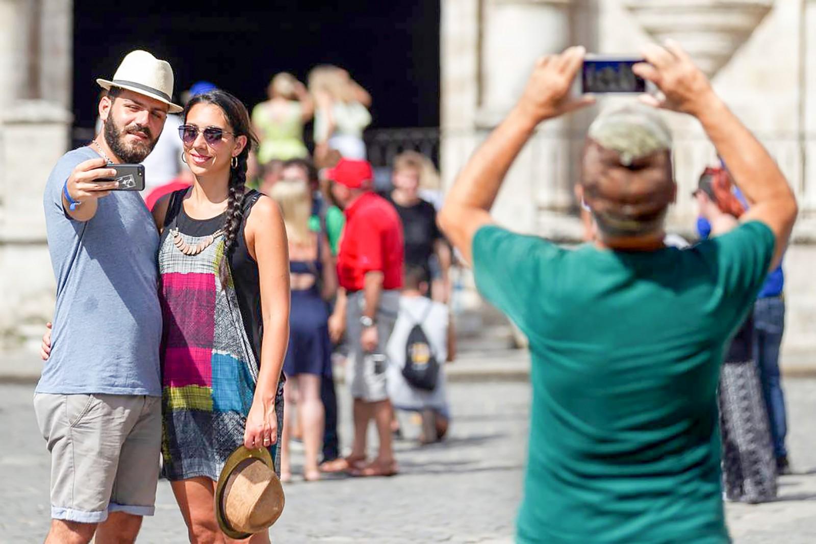 Năm 2018, Cuba đón 4,75 triệu lượt khách quốc tế.