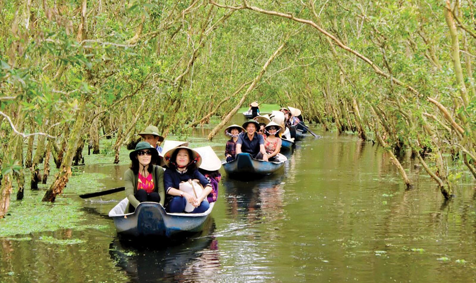 Kỳ quan xanh hạ lưu dòng Mekong