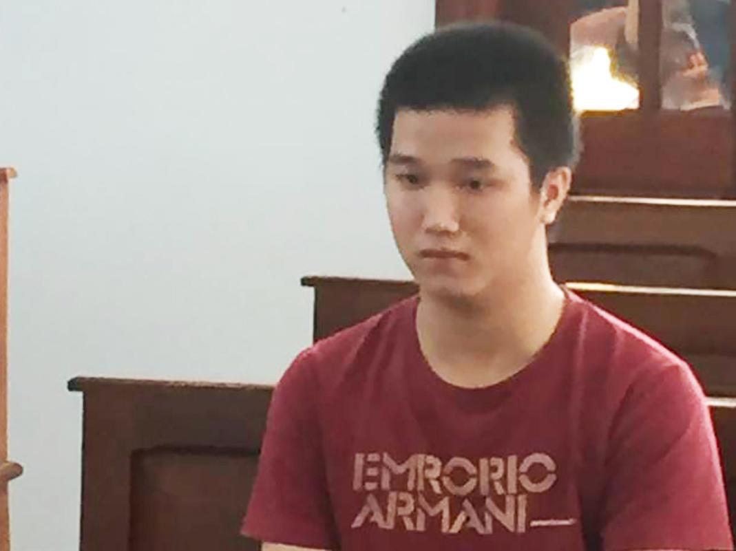 Võ Văn Lụa phải trả giá bằng bản án 13 năm tù.  Ảnh: CTV