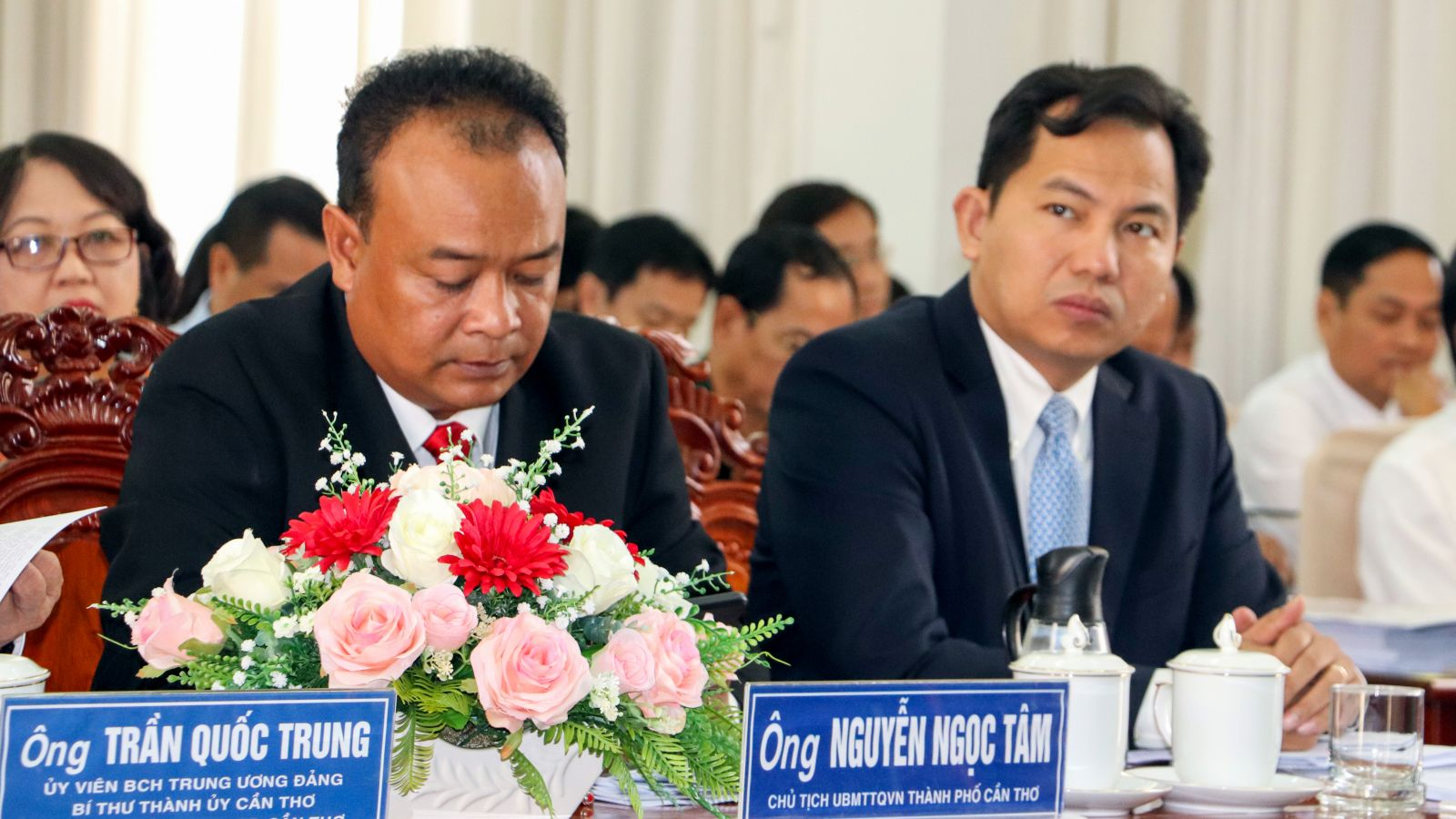 Đại biểu dự kỳ họp