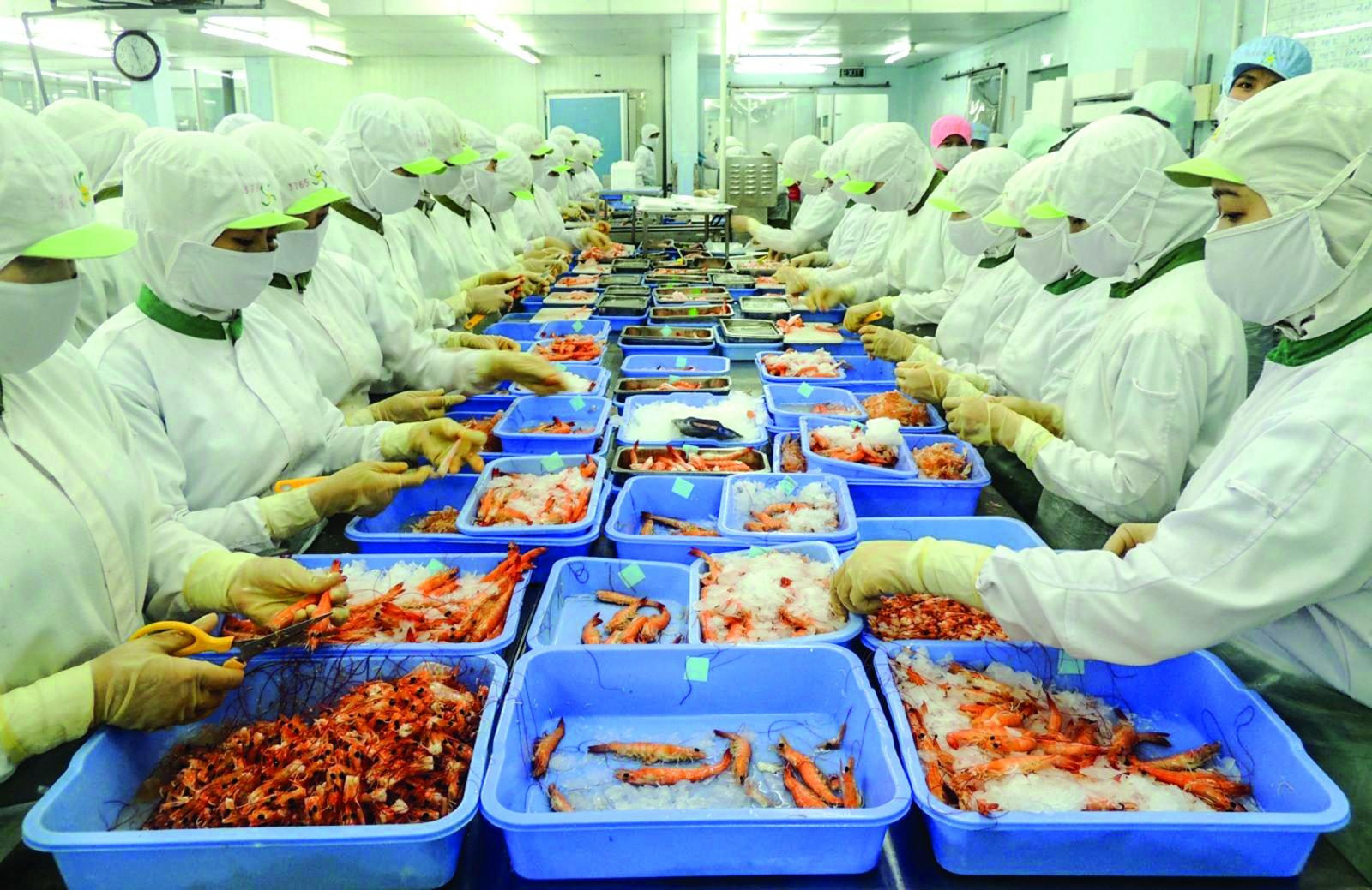 Sản phẩm nông, thủy sản được đánh giá có nhiều lợi thế xuất khẩu khi FTA có hiệu lực.