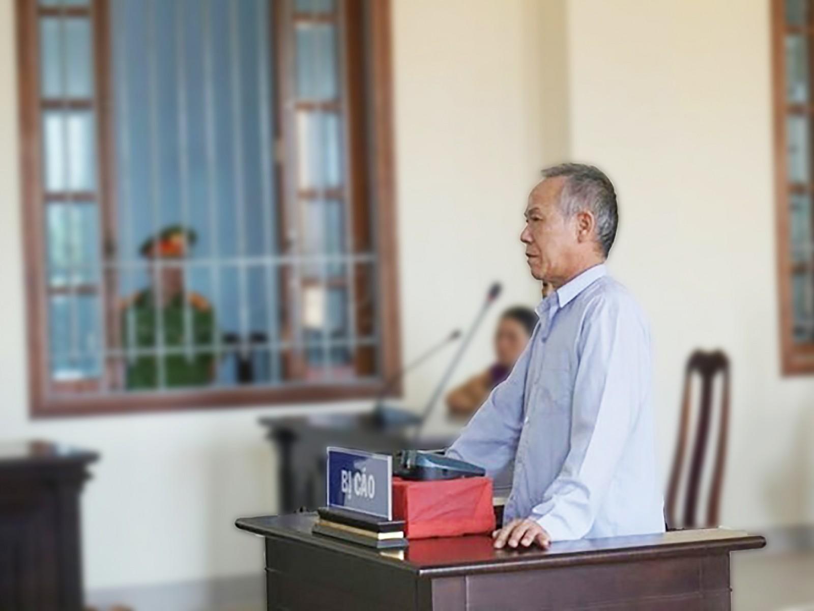 Giết người tình, Nguyễn Văn Trí lãnh án chung thân.
