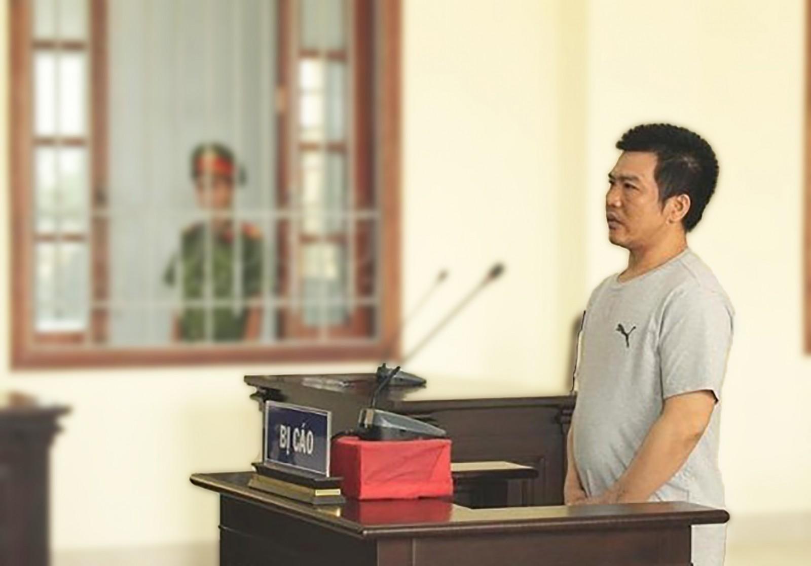Chỉ vì tép ma túy Phạm Văn Tài dùng dao gây án mạng.