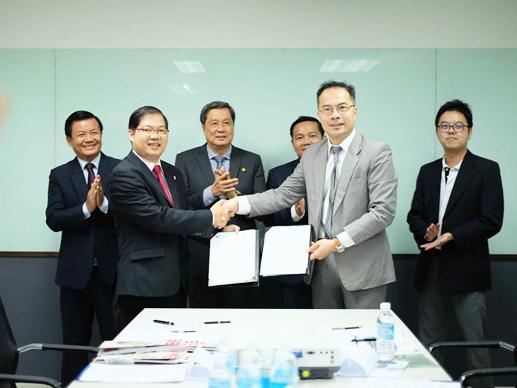 Ký kết ghi nhớ hợp tác giữa Tổ chức Thương mại Truyền thông Quốc tế Malaysia và Trung tâm Xúc tiến Đầu tư – Thương mại và Hội chợ Triển lãm Cần Thơ.