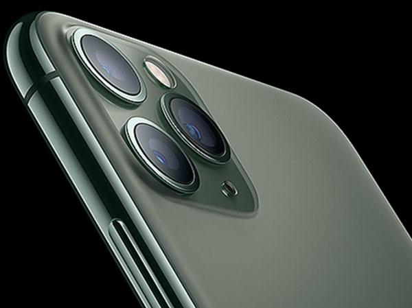 Mẫu iPhone mới ra mắt tuần rồi.