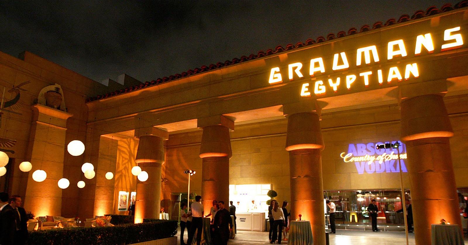 Nhà hát Ai Cập.