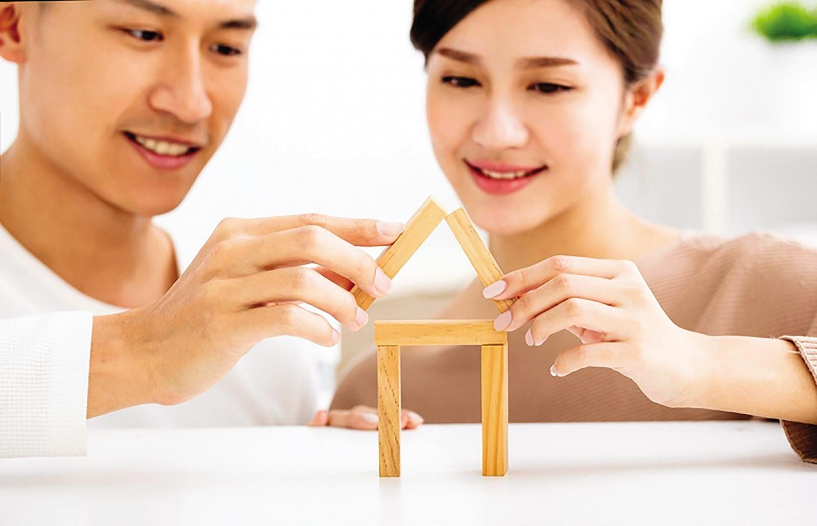 Ra riêng là một trong những cách giúp những đôi vợ chồng trẻ trưởng thành hơn. Ảnh: minh họa từ internet