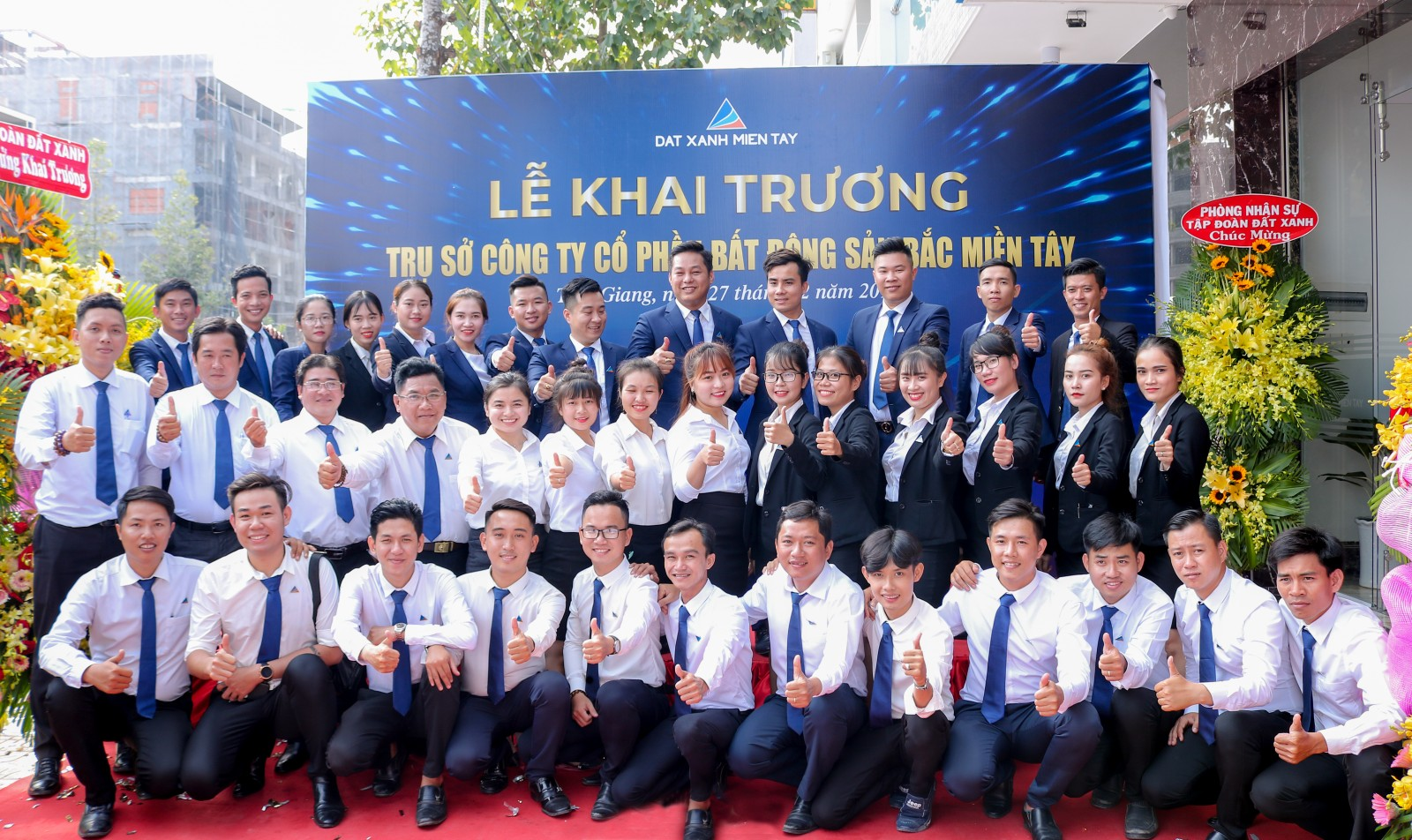 Bắc Miền Tây thừa hưởng đội ngũ lãnh đạo cốt cán của Công ty mẹ Đất Xanh Miền Tây và đội ngũ nhân sự tốt nghiệp cao đẳng, đại học tại Tiền Giang và tỉnh thành lân cận.