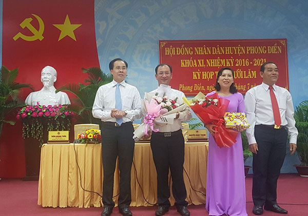 Ong Nguyễn Trung Nghĩa được Bầu Giữ Chức Chủ Tịch Ubnd Huyện Phong Diền Bao Cần Thơ Online