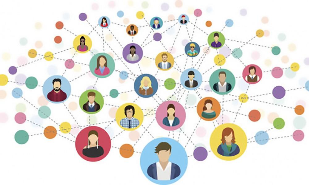 Mạng xã hội là nơi kết nối bạn bè, người thân, nhưng cũng là nơi phát sinh nhiều vấn đề. Ảnh: Getty Images