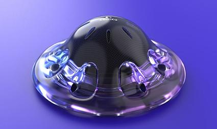Robot Konikore của Công ty Koniku. Ảnh: Daily Mail
