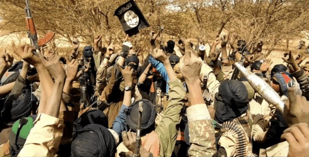Các tay súng ủng hộ IS tại Tây Phi . Ảnh: hstoday