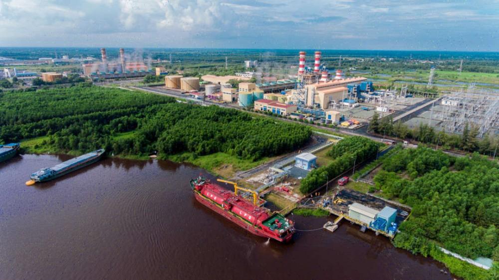 Khí - Điện - Đạm Cà Mau là ngành đóng góp trên 40% tổng ngân sách của tỉnh nhà.
