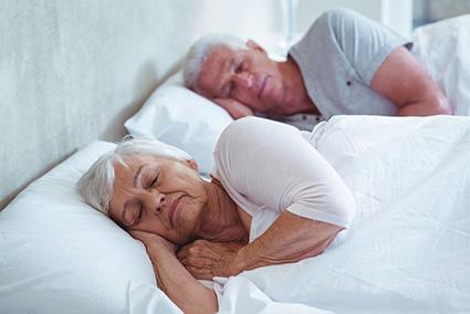 Huyết áp cao khi ngủ có thể giúp cảnh báo sớm các vấn đề tim mạch. Ảnh: Belmarrahealth.com