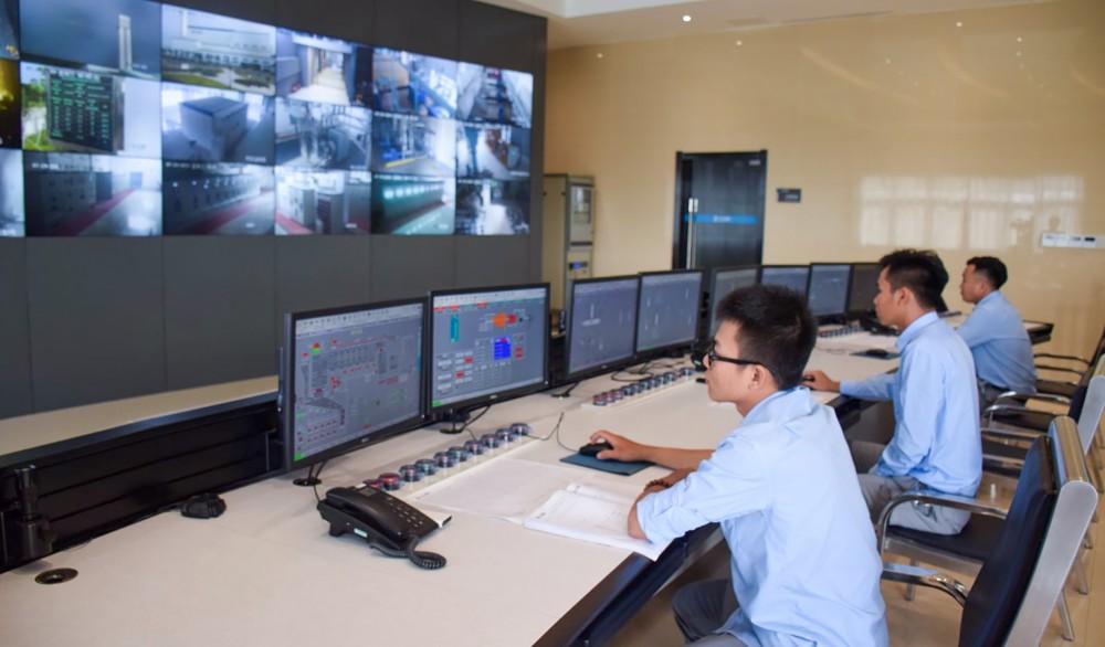 Sau gần 2 năm hoạt động, Nhà máy đốt rác phát điện Cần Thơ phát huy hiệu quả, rác thải được xử lý và tạo ra nguồn điện.