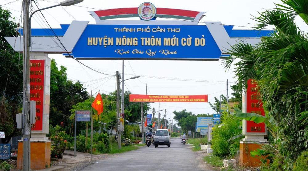 Tất cả các xã của TP Cần Thơ đã hoàn thành xây dựng NTM và dự kiến đến cuối năm 2020 có 8 xã NTM nâng cao.