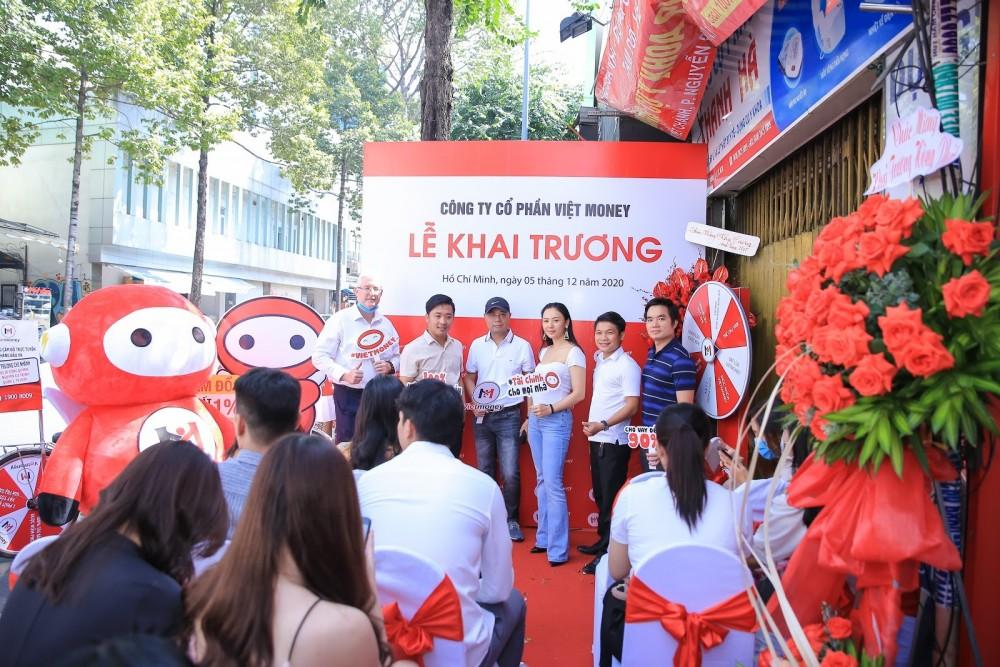 Vietmoney chính thức khai trương chi nhánh tại Cần Thơ.