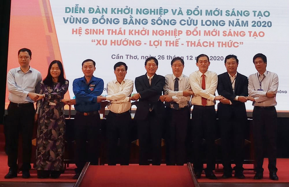 Ký kết hợp tác giữa Sở KH&CN TP Cần Thơ với các đơn vị nhằm thúc đẩy phát triển hệ sinh thái KNĐMST của vùng ĐBSCL nói chung và TP Cần Thơ nói riêng.