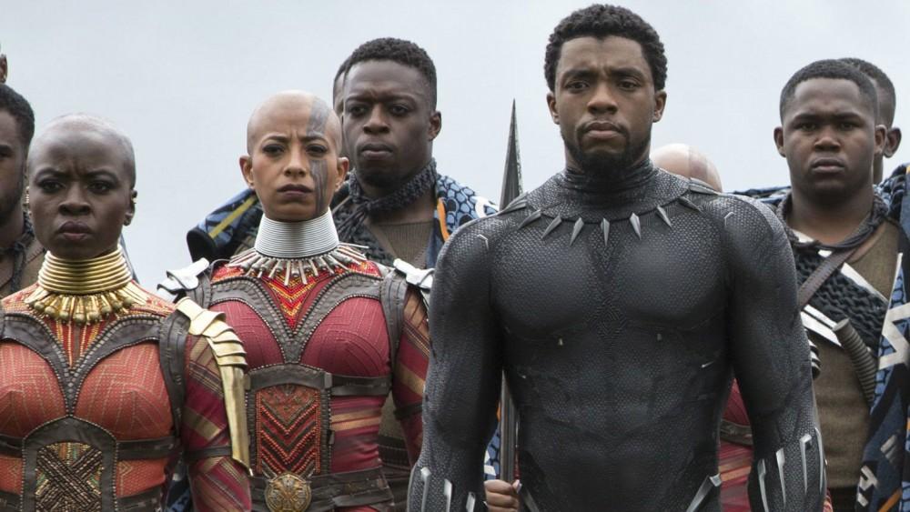 """""""Black Panther"""" tạo sức hút vì sự đa dạng về chủng tộc và văn hóa."""