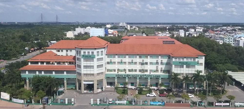 Một góc khu Nam Cần Thơ nhìn từ chung cư Tây Nguyên Plaza.