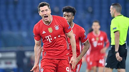 Bayern Munich đang là ứng viên số một cho chức vô địch Champions League. Ảnh: Eurosport