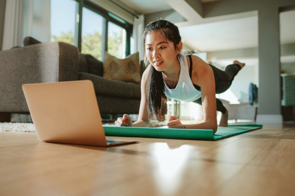 Linh hoạt chọn lựa các hình thức vận động  giúp duy trì và phục hồi năng lượng cơ thể.