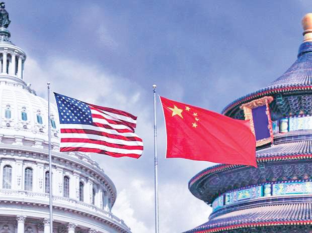 Mỹ - Trung vừa trải qua những ngày căng thẳng ngoại giao trực diện. Ảnh: BS