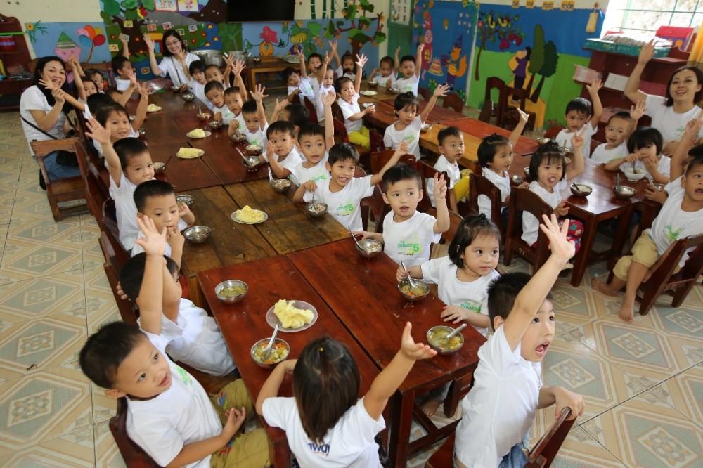 """Trong năm 2021, Dự án """"Cải thiện tình trạng dinh dưỡng cho trẻ em dưới 5 tuổi"""" sẽ được triển khai tại tỉnh Sóc Trăng."""