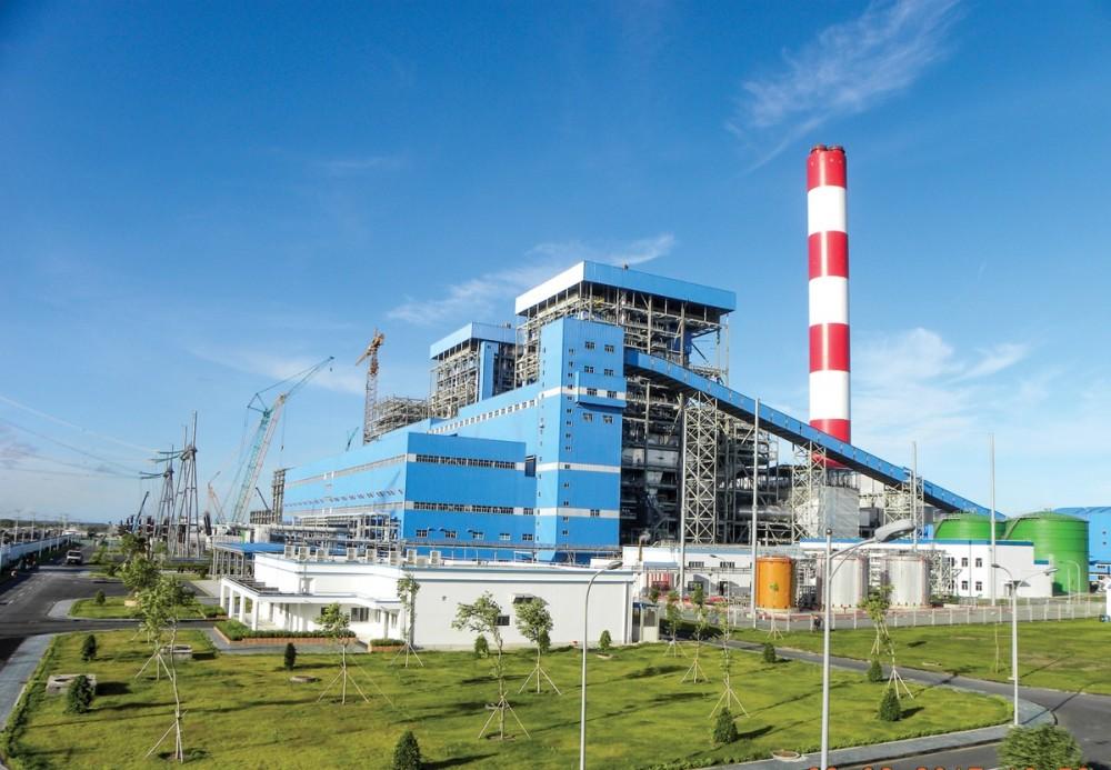 Dự án FDI trị giá 1,3 tỉ USD vào Nhà máy nhiệt điện Ô Môn II tạo cú hích lớn cho kinh tế Ô Môn phát triển. Ảnh: Minh họa