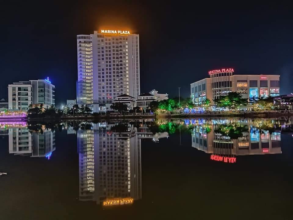 Chung cư  Marina Plaza Long Xuyên.