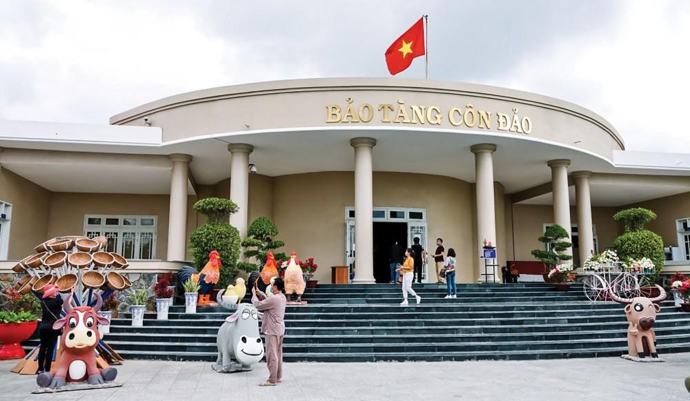 Bảo tàng Côn Đảo.