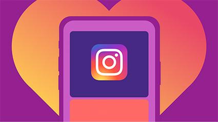 Nhiều người sử dụng Instagram để theo dõi thương hiệu yêu thích của mình.