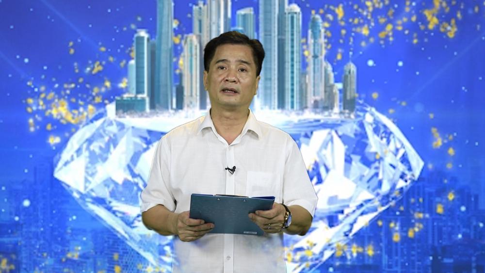Ông Nguyễn Văn Đính, Phó Chủ tịch Thường trực, Tổng thư ký Hội môi giới BĐS Việt Nam.