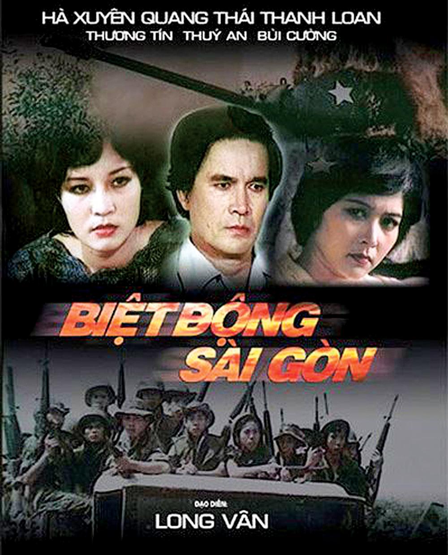 """Bộ phim """"Biệt động Sài Gòn"""" phát sóng năm 1986 đã mượn cuộc đời và sự nghiệp cách mạng của ni trưởng Diệu Thông vào phim ảnh qua nhân vật ni cô Huyền Trang. (Ảnh: Đình Phong chụp lại)"""